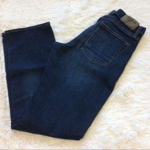 Mossimo darkwash jeans